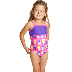 Zoggs Pine Crush Classicback Swimsuit Girls multi multi
