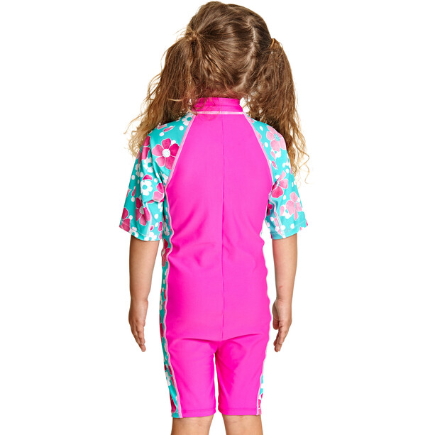 Zoggs Petal Magic All In One Swimsuit Girls, pink