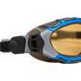 Zoggs Predator Flex Polarized Ultra Reactor Brille S blue/metallic silver/copper