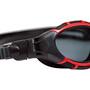 Zoggs Predator Flex Polarized Goggles L red/black/smoke polarized
