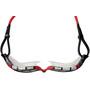 Zoggs Predator Flex Titanium Lunettes de protection S, frame/red/mirror