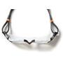 Zoggs Predator Flex Goggles L white/black/clear