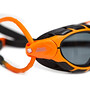 Zoggs Predator Polarized Brille S orange/black/smoke