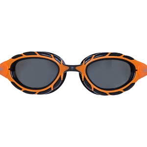 Zoggs Predator Polarized Brille S orange/black/smoke orange/black/smoke