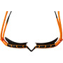 Zoggs Predator Polarized Goggles L orange/black/smoke