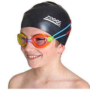 Zoggs Predator Goggles Kinder green orange/red blue/clear green orange/red blue/clear