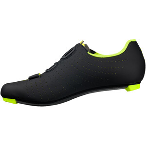 Fizik Tempo R5 Overcurve Cycling Shoes ブラック/イエロー