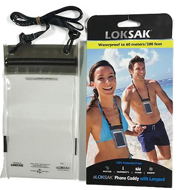 aLOKSAK Smartphone Bag XL incl Lanyard 2-Pack