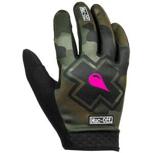 Muc-Off MTB Handschuhe schwarz/oliv schwarz/oliv