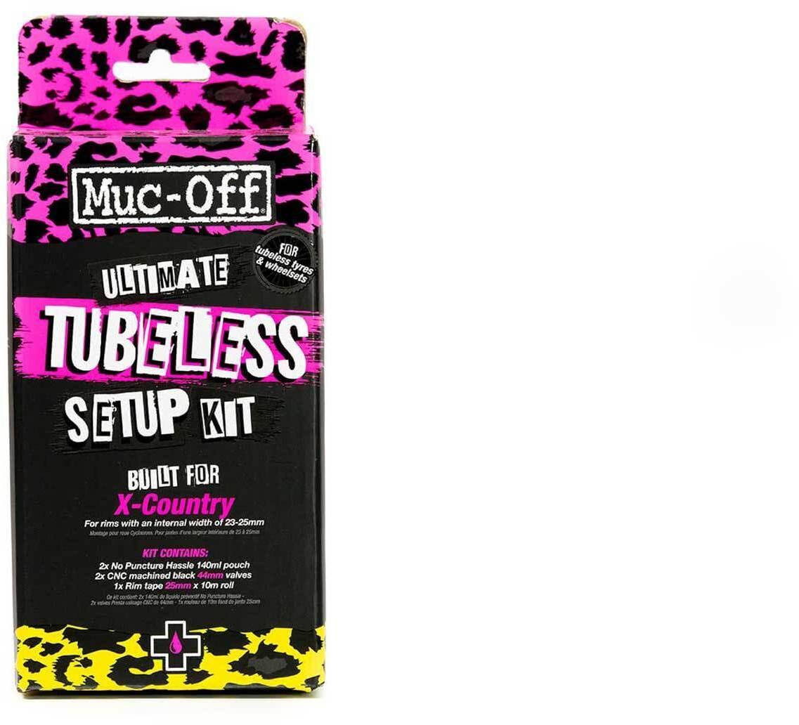 XC// Gravel Muc-Off Ultimate Tubeless Kit Tubeless Ultimate Tubeless Kit