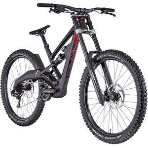 Polygon XQUARONE DH8 black/red black/red