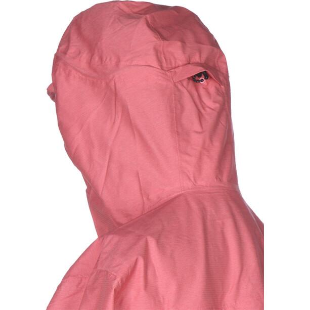 adidas TERREX Multi 2.5L Regenjacke Damen pink