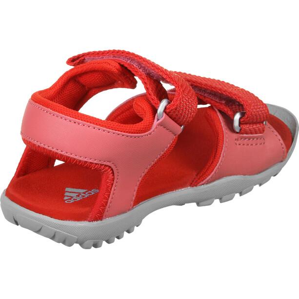 adidas TERREX Sandplay OD Sandals Kids, vaaleanpunainen
