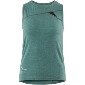 Klättermusen Fafne Tank Top Women brush green brush green