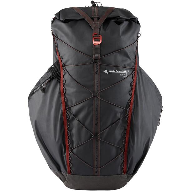 Klättermusen Raido Backpack 38l raven