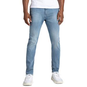 DUER Performance Denim Pantalons Fin Homme, bleu bleu