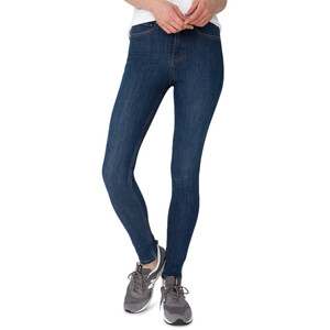 DUER Performance Denim High-Rise Hose Skinny Damen indigo 60 indigo 60