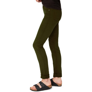 DUER No Sweat Straight-Leg Hose Damen army green army green