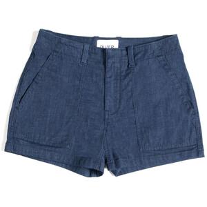 DUER Weightless Denim Adventure Shorts Damen blau blau