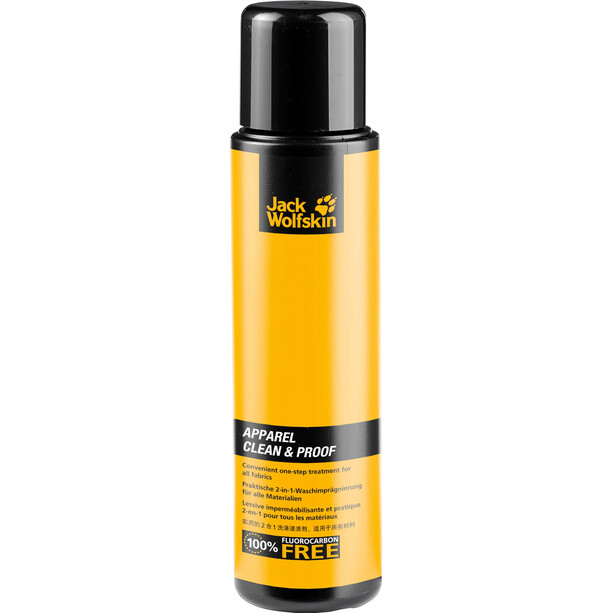 Jack Wolfskin Apparel Clean & Proof 300 Imprägniermittel 300ml