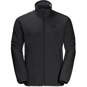 Jack Wolfskin Norther Pass Fleecejacke Herren black black