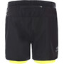 The North Face ATH Flight Better Than Naked Concept 2in1 Shorts Men tnf black/tnf lemon