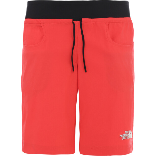 The North Face Climb Shorts Women cayenne red