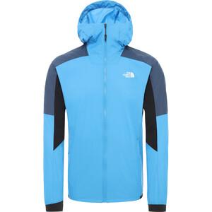 The North Face Impendor Light Wind Jacket Men clear lake blue/blue wingteal clear lake blue/blue wingteal