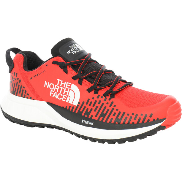 The North Face Ultra Endurance XF Futurelight Shoes Men fiery red/tnf black