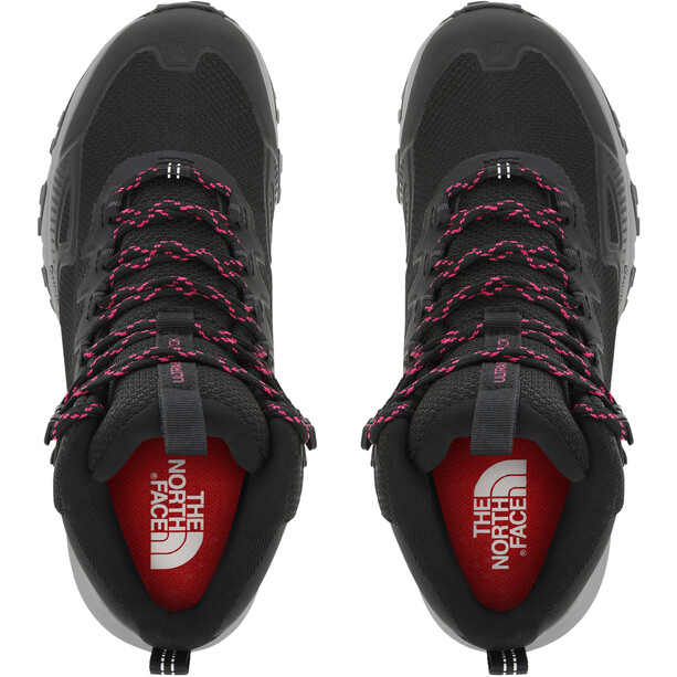 The North Face Ultra Fastpack 4 Mid Futurelight Shoes Women svart/pink
