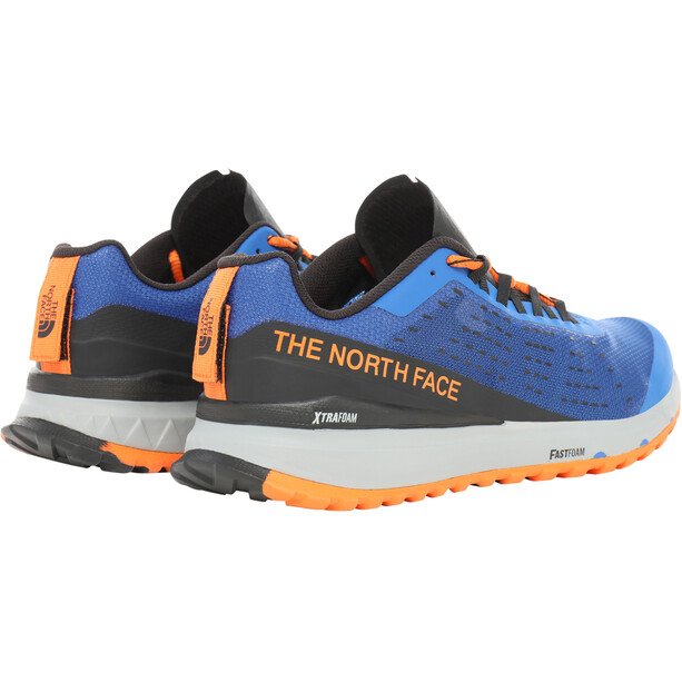 The North Face Ultra Swift Shoes Men blå/orange