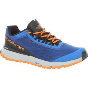 The North Face Ultra Swift Shoes Men blå/orange blå/orange