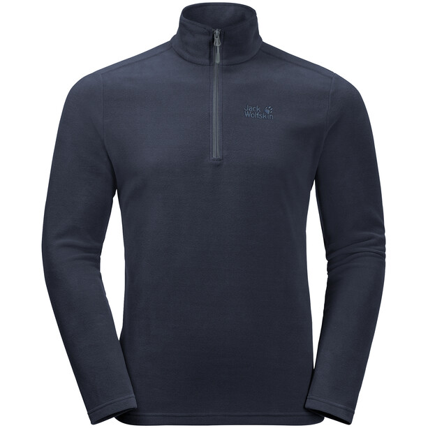 Jack Wolfskin Zero Waste Rebel Fleece Pullover Herren night blue