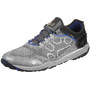 Jack Wolfskin Crosstrail Knit Low Trail Running Schuhe Herren grau