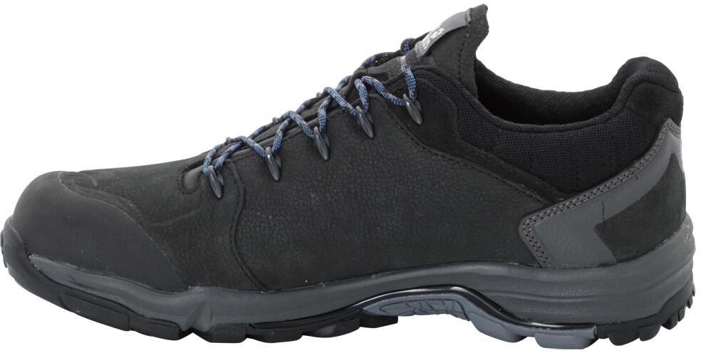 Jack Wolfskin Altiplano Prime Texapore II Low Cut Schuhe Herren phantom