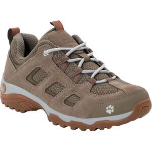 Jack Wolfskin Vojo Hike 2 Low-Cut Schuhe Damen siltstone siltstone