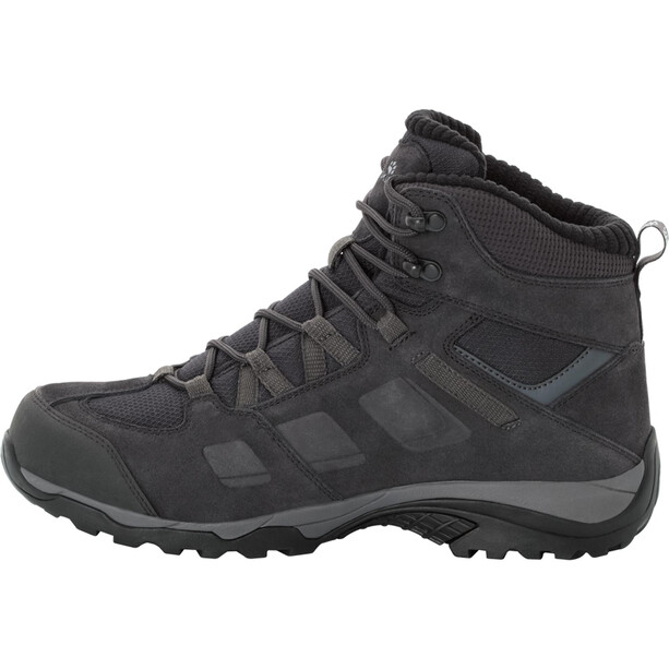 Jack Wolfskin Vojo Hike 2 WT Mid Texapore Schuhe Herren phantom/steel