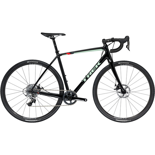 Trek Crockett 5 Disc 2. Wahl trek black/sprintmint