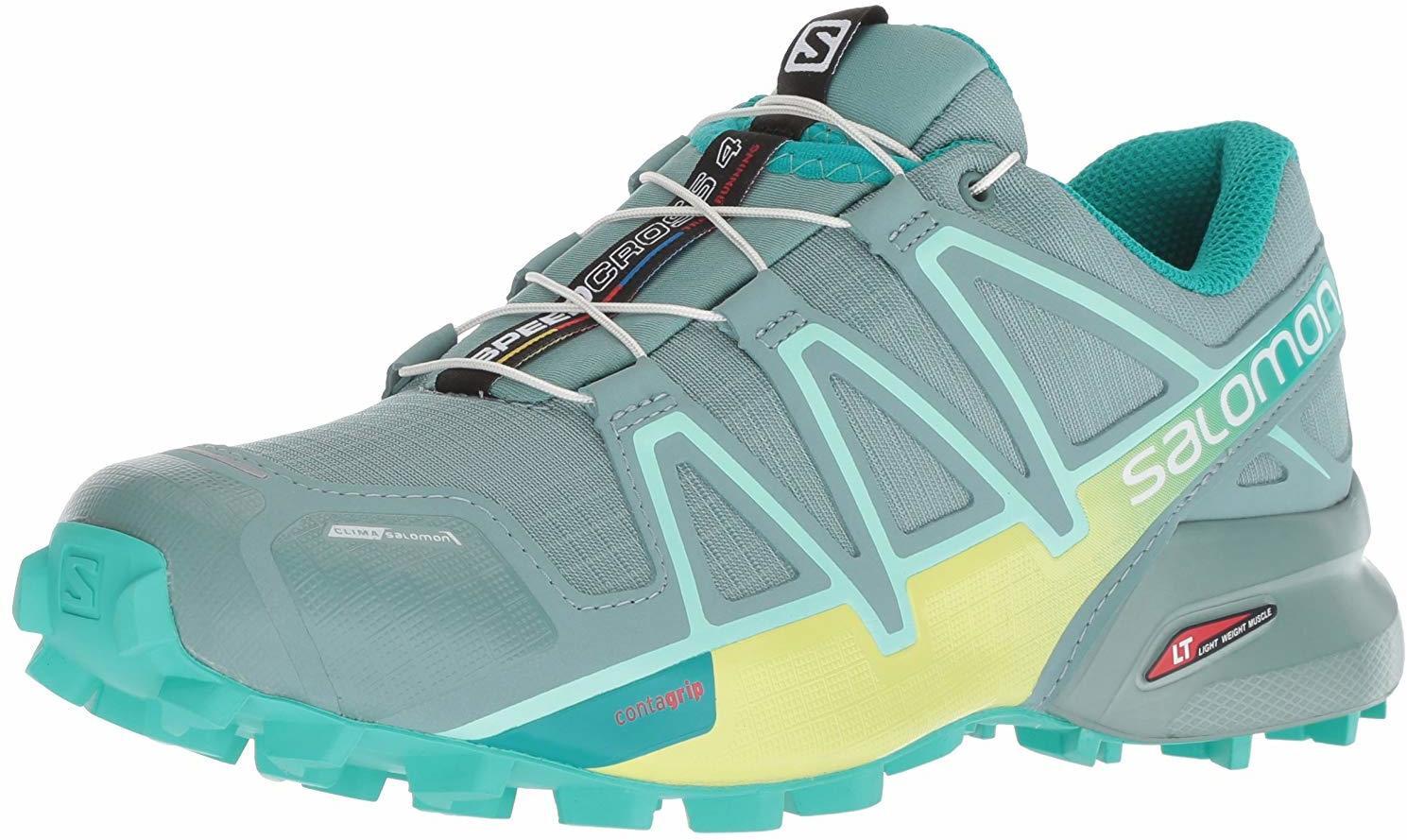 Salomon Speedcross 4 CS Shoes Dam trellis