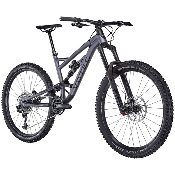 "VOTEC VE Pro Enduro Fully 27,5"" 2. Wahl black-grey"