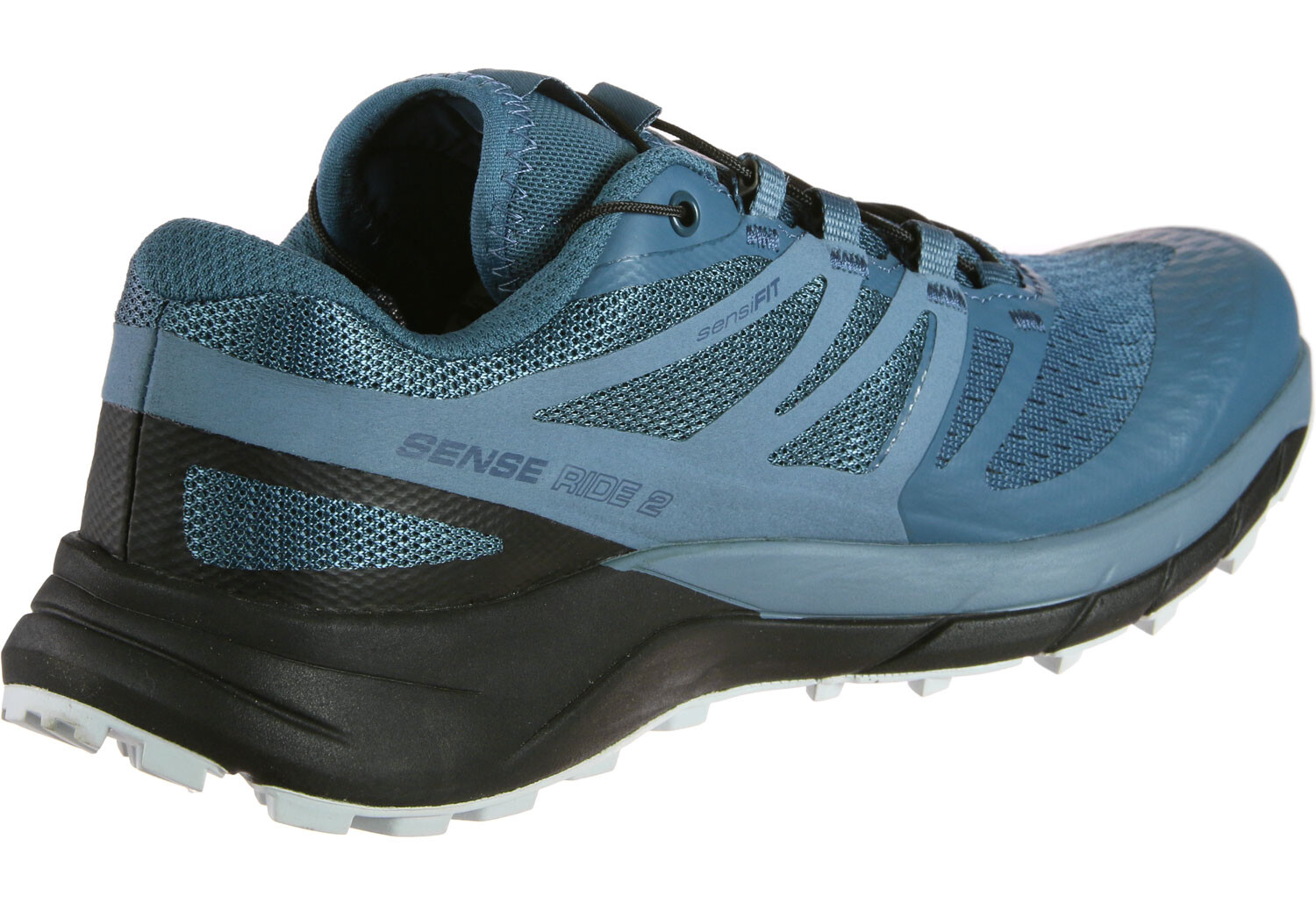 Salomon Sense Ride 2 Schuhe Damen blue XNNV9