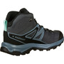 Salomon X Radiant Mid GTX Schuhe Damen ebony/blue