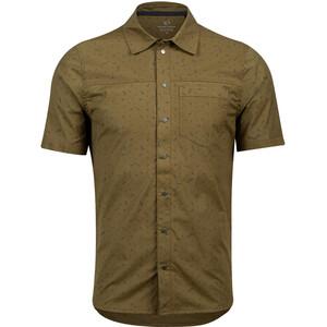 PEARL iZUMi Rove Kurzarm T-Shirt Herren braun braun