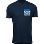 PEARL iZUMi Pocket Kurzarm T-Shirt Herren midnight navy aspect