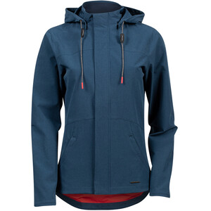 PEARL iZUMi Rove Barrier Jacke Damen dark denim dark denim