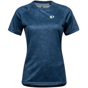 PEARL iZUMi Summit Kurzarmshirt Damen dark denim/navy lucent dark denim/navy lucent