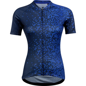 PEARL iZUMi Attack SS Jersey Women navy/lapis hex navy/lapis hex