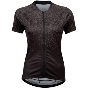 PEARL iZUMi Sugar Kurzarm Trikot Damen black/phantom hex black/phantom hex