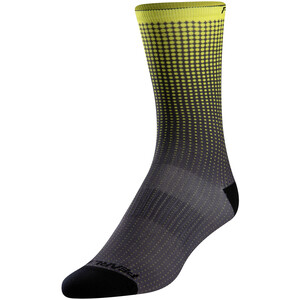 PEARL iZUMi Pro Tall Socks Men screaming yellow transform screaming yellow transform