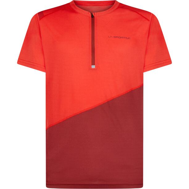 La Sportiva Limitless T-Shirt Men poppy/chili